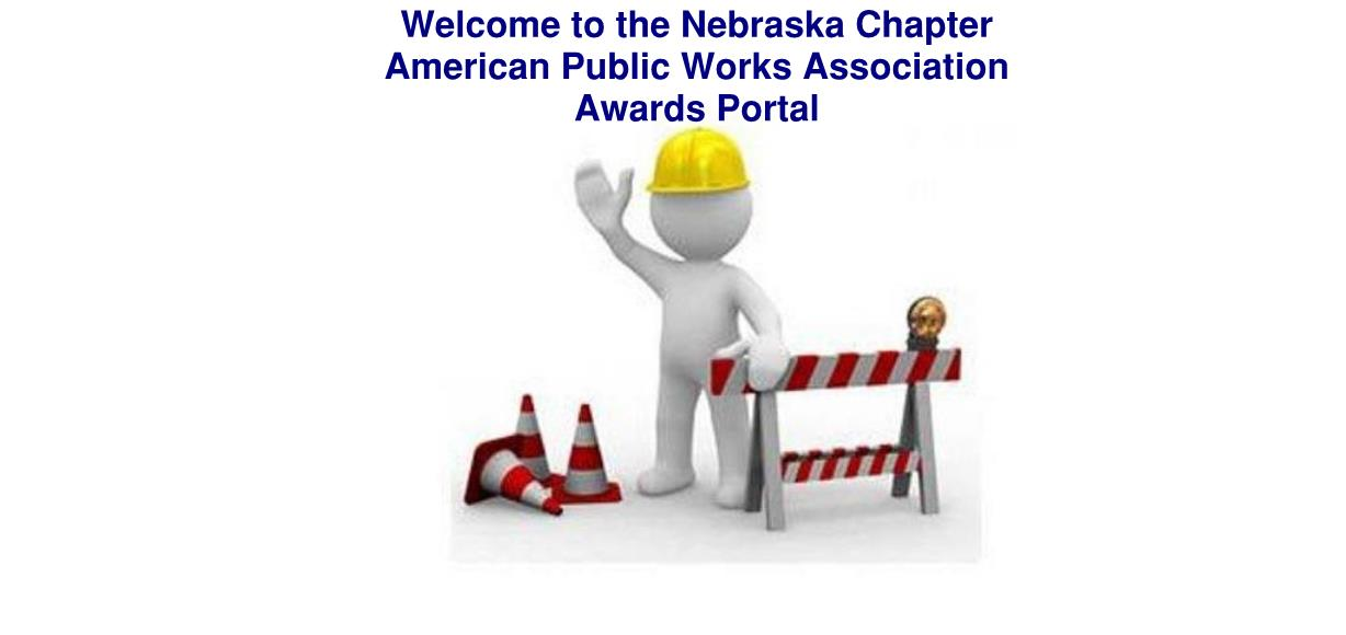 Ist Annual Nebraska Chapter APWA Awards Program